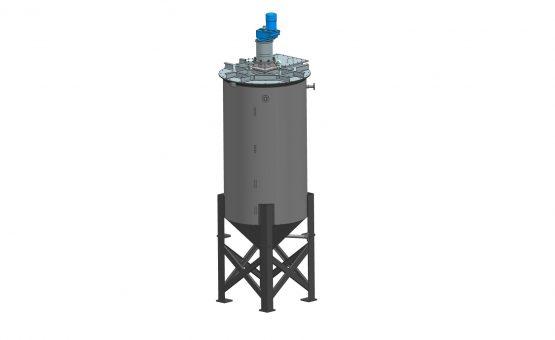 Design_agitator_tank_liquid_coal