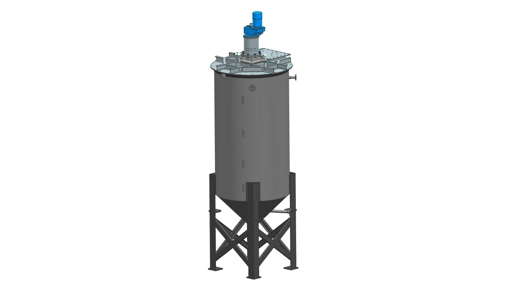 Agitator Tank Design