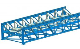 FEA_structure_calculation_indonesia_girder_design_mining