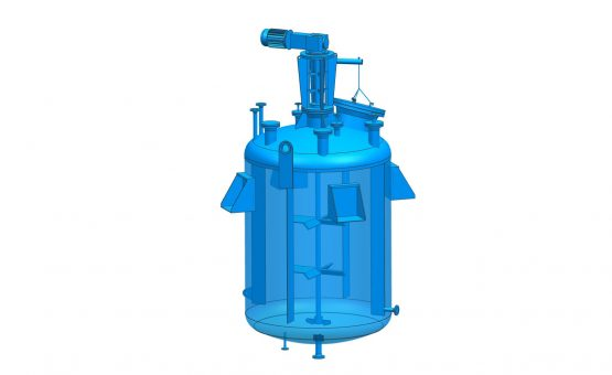 CFD_simulation_Fluid_mixing_equipment_indonesia