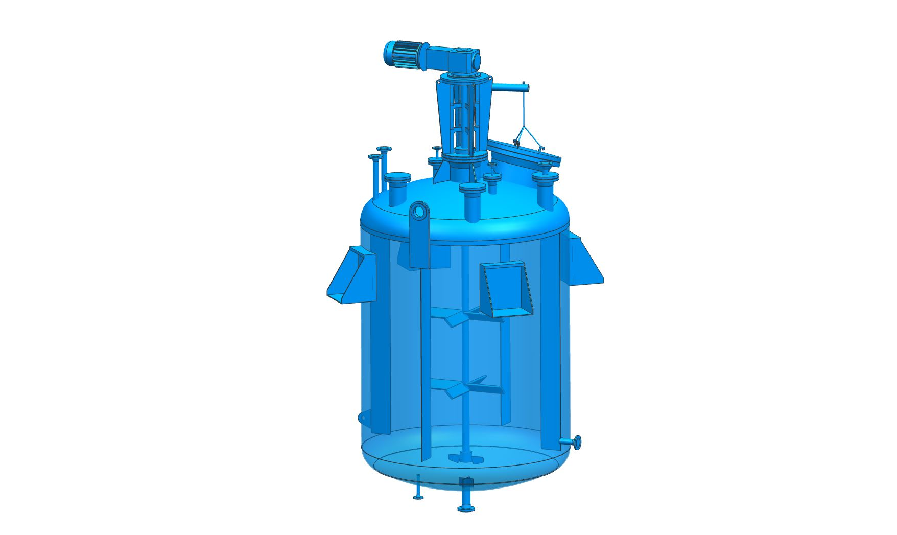 industrial mixer solution