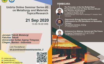 metallurgy seminar indonesia
