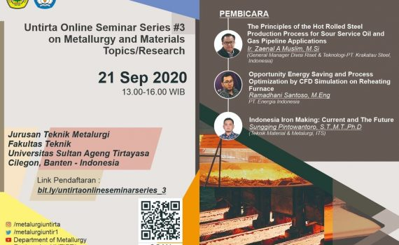 metallurgy seminar indonesia